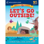 Dover Publications Let's Go Outside!