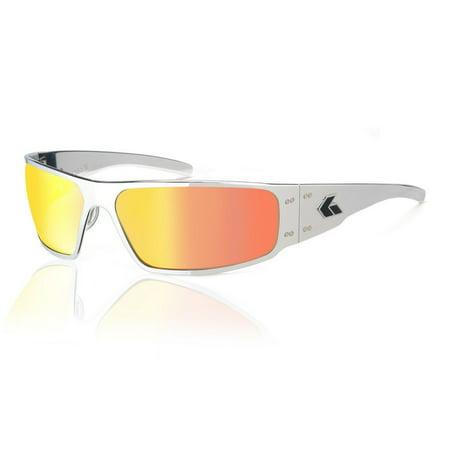 c21c5c146c Gatorz MAGPOL13P Magnum Polished Frame Sunburst Polarized Lens Sunglasses -  Walmart.com