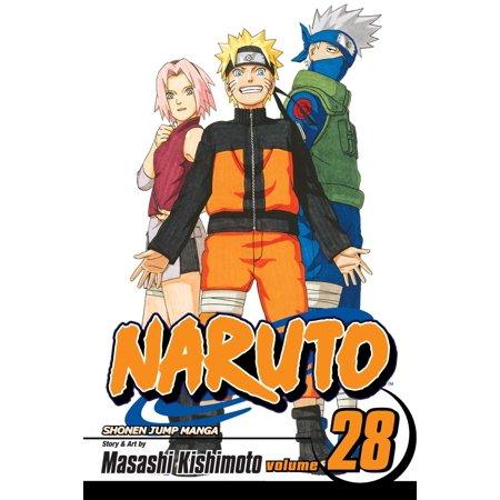 Naruto, Vol. 28 ()