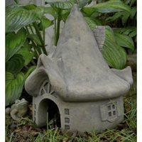Summerbridge Toad House Garden Statue