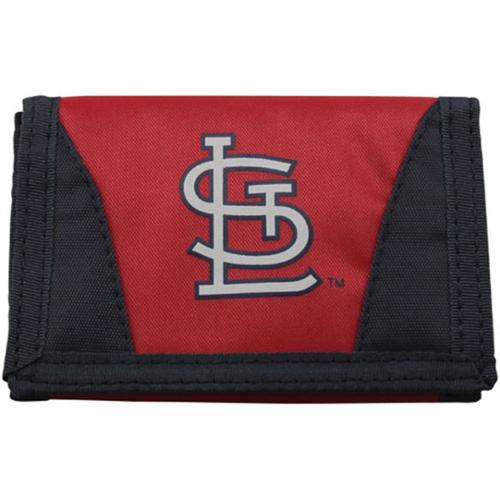 Concept One Accessories CNO-MLSL5961 St. Louis Cardinals Mlb Chamber Men's Trifold Wallet