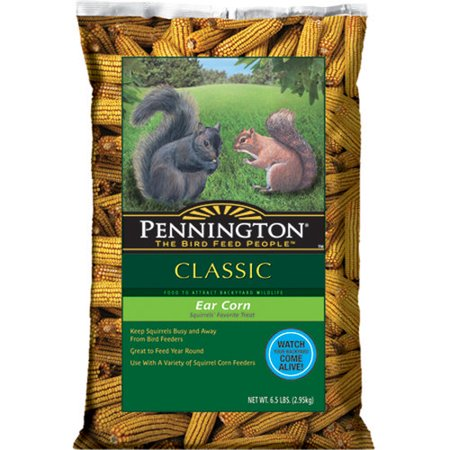 Pennington Seed Ear Corn Squirrel Feed, 6.5 lb.