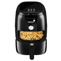 Chefman RJ38 Express Air Fryer with Rapid Hot-Air Technology (Black)