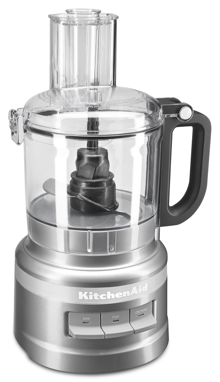 Kitchenaid 7 Cup Food Processor Contour Silver Kfp0718cu Com