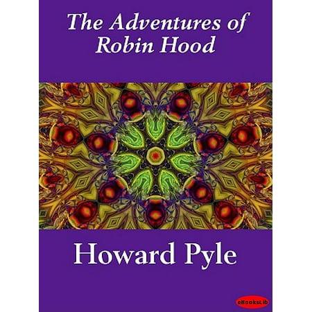 The Adventures of Robin Hood - eBook