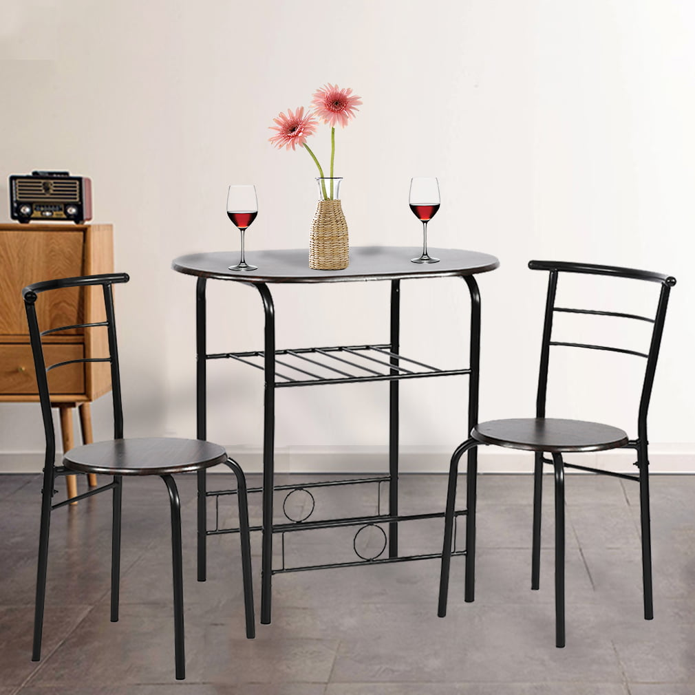 Bon Coin Table A Manger: Dining Kitchen Table Dining Set锛? Piece Metal Frame Bar