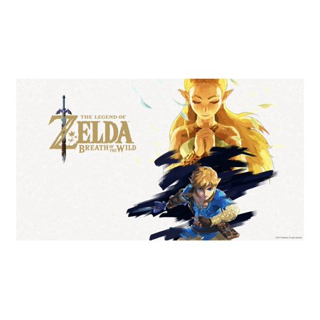 The Legend of Zelda: Breath of the Wild Master Edition - Nintendo Switch