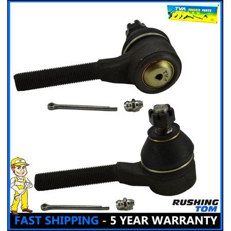 Front Outer Tie Rod End Pair For Chrysler Newport Dodge Coronet Plymouth Duster