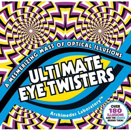 Ultimate Eye Twisters : A Mesmerizing Mass of Optical