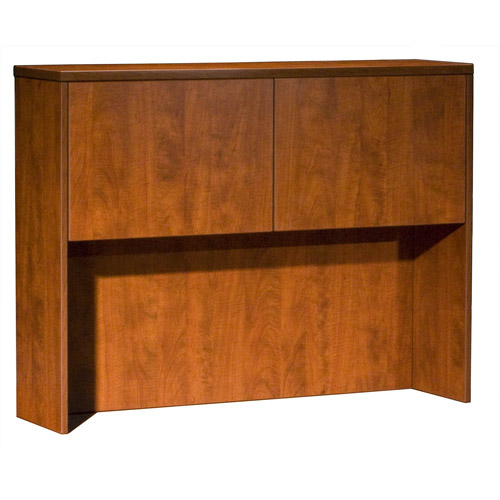 Boss Office Products Executive Hutch with 2 Doors