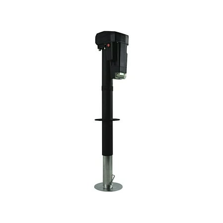 ULTRA FAB 38-944014 ULTRA 4000 ELECTRIC TONGUE JACK, 2 1/4 IN TUBE, 4000 LB.