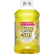 Pine-Sol All-Purpose Cleaner, Lemon, 144 oz, Bottle