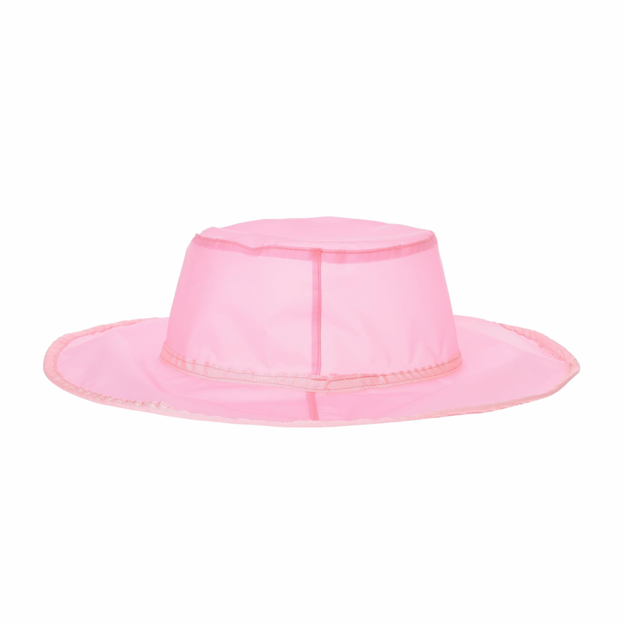 WITHMOONS Boonie Bush Hat Transparent Unique Wide Brim Sun Hat KR81000 (Pink)  - Walmart.com 358042bdf97