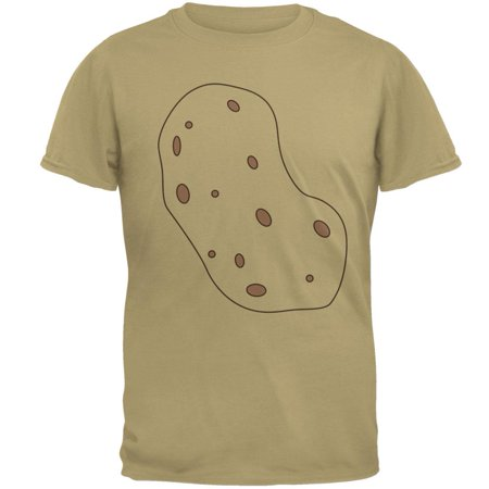 Halloween Vegetable I'm a Potato Costume Mens T Shirt](Potato Costume)