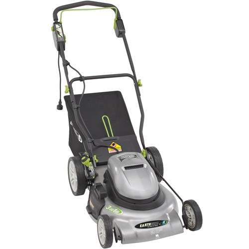 Earthwise 60220 24Volt 20 Cordless Electric Lawn Mower Walmartcom