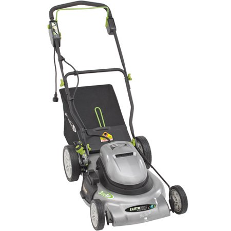 "Earthwise 60220 24-Volt 20"" Cordless Electric Lawn Mower"