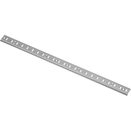 National Hardware 7178981 6 ft. Silver Shelf Standard ()
