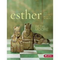 Esther - Bible Study Book : It's Tough Being a Woman
