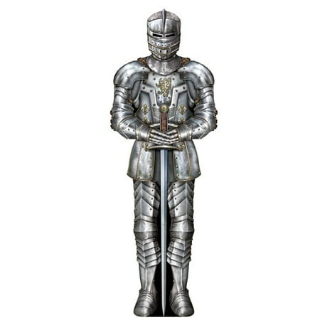 The Beistle Company Medieval Suit Of Armor Standup](Vintage Beistle Halloween)