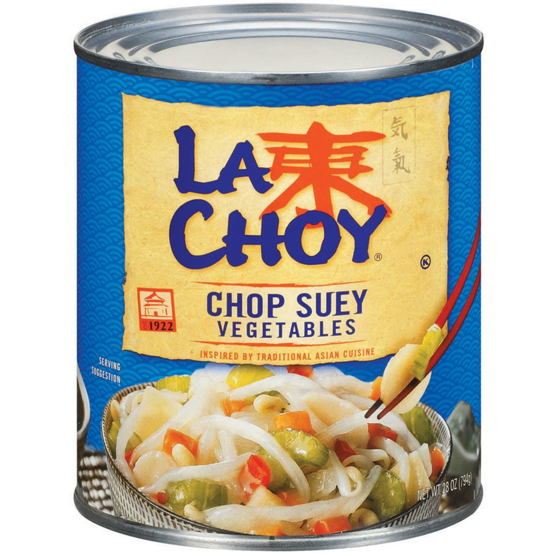 La Choy Chop Suey Vegetables, 28 Ounce by ConAgra Foods Inc.