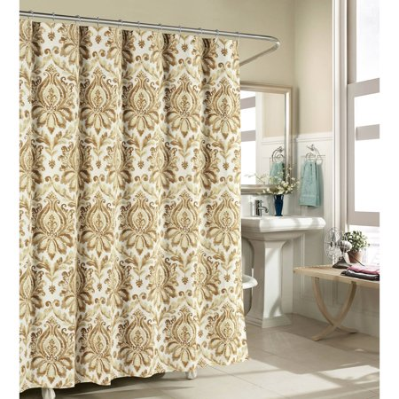 Biltmore 100 Cotton Luxury Fabric Shower Curtain