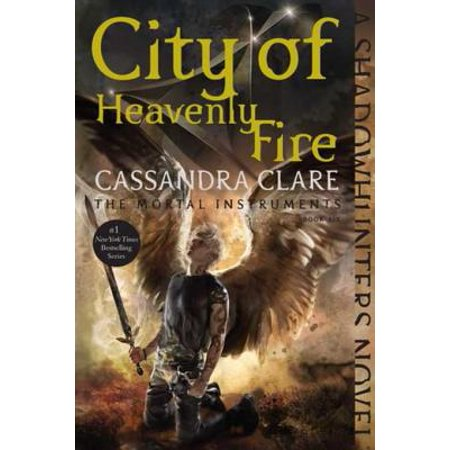 City of Heavenly Fire - eBook