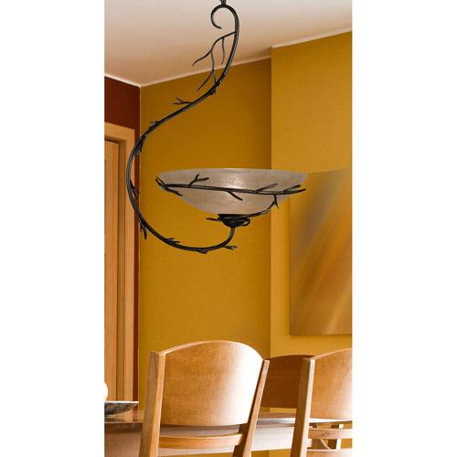 Kenroy Home Twigs 1-Light Pendant, Bronze