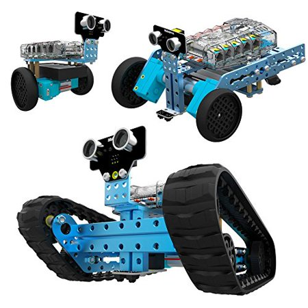 Makeblock Diy Mbot Ranger Transformable Stem Educational Robot Kit 3 In 1 Robot Kit Arduino Scratch 2 0 Learn Coding Robotics Electronics And