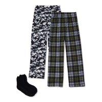 Fleece Sleep Pant 2 Pack (Big Boys)