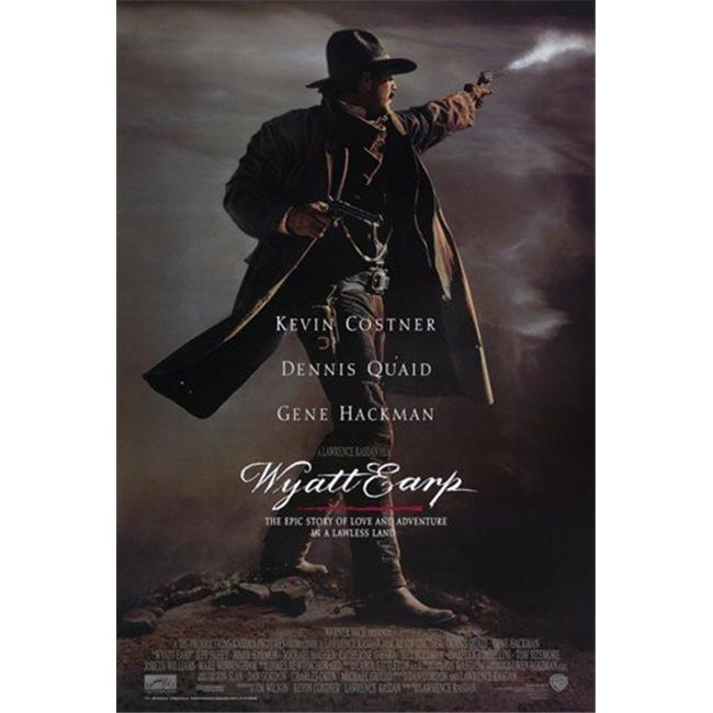 Posterazzi MOVGF7401 Wyatt Earp Movie Poster - 27 x 40 in. - image 1 of 1