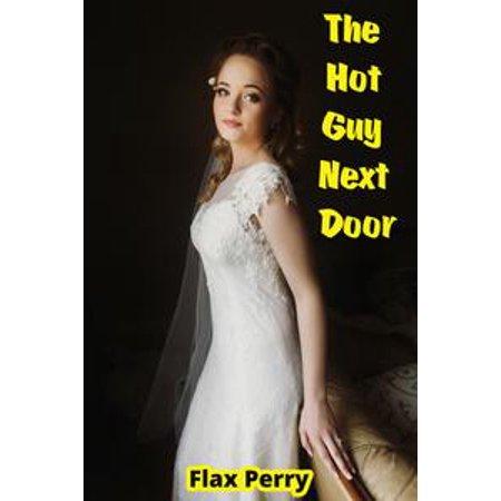 The Hot Guy Next Door - eBook (Hot Hippie Guys)