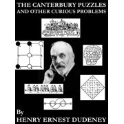 The Canterbury Puzzles and Other Curious Problems - eBook