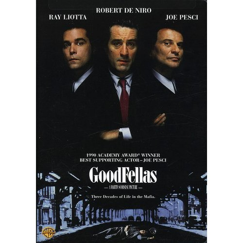 Goodfellas (Widescreen, Full Frame)