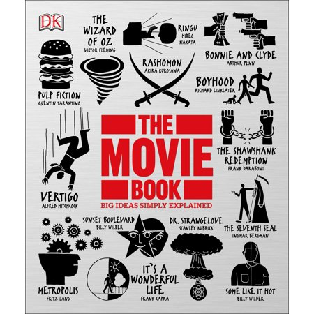 The Movie Book : Big Ideas Simply - Movie Character Ideas