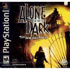 Alone In The Dark The New Nightmare Playstation Ps1 Refurbished