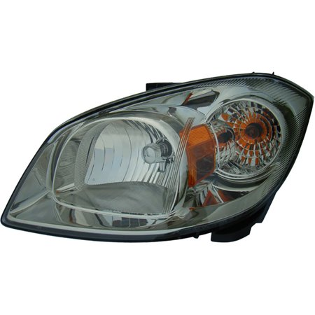 Left Side Headlight Embly For Chevy Cobalt 2005 2006 2007 2008 2009 2010