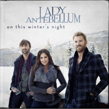Lady Antebellum - On This Winter's Night - Vinyl ()