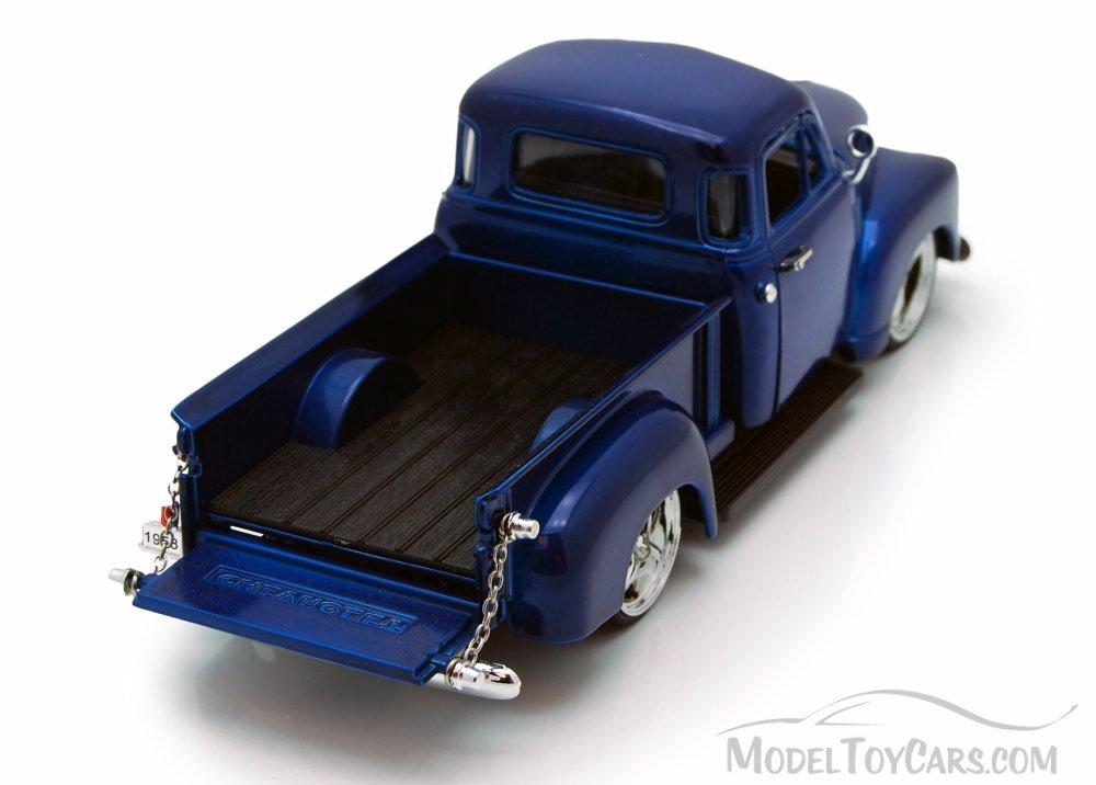 Chevy Pick Up 1953 White 1:24 Model JADA TOYS