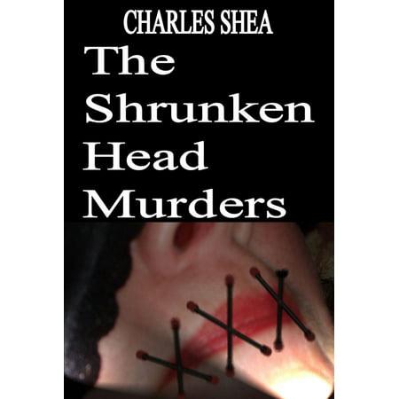 The Shrunken Head Murders - eBook (Beetlejuice Head Shrunken)
