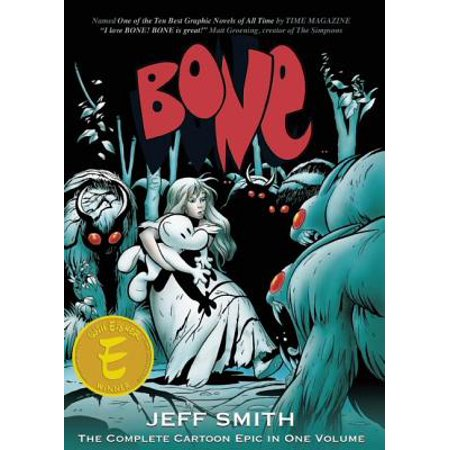 Complete Carbon (Bone: The Complete Cartoon Epic in One Volume)