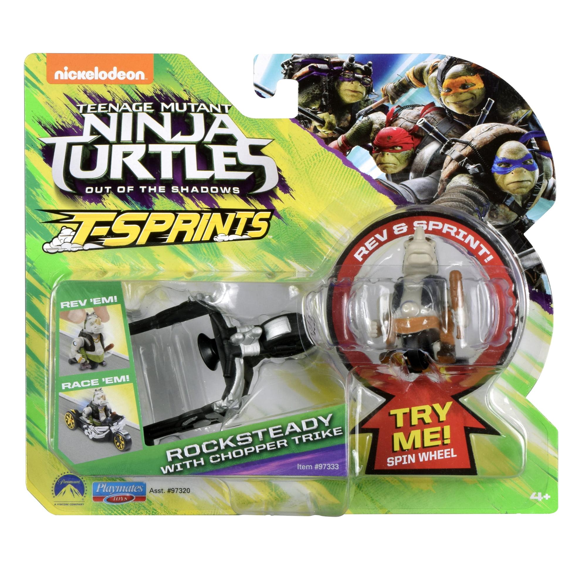 "TMNT 5"" Robotic Foot Soldier Basic Action Figure 97333"