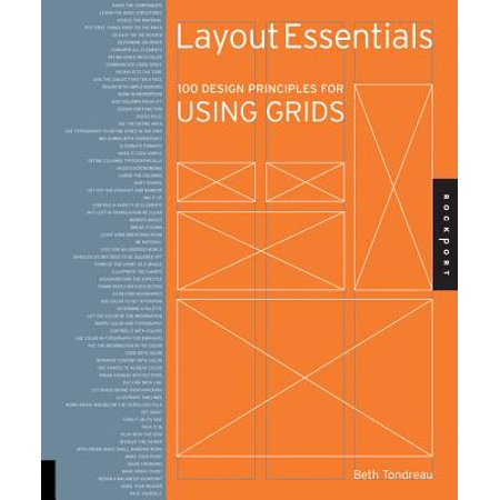 Layout Essentials : 100 Design Principles for Using Grids