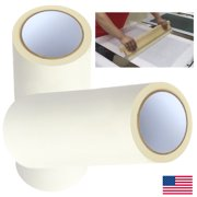 """Screen Printing Pallet and Platen Tape Paper 12""""x50yds /Roll"""