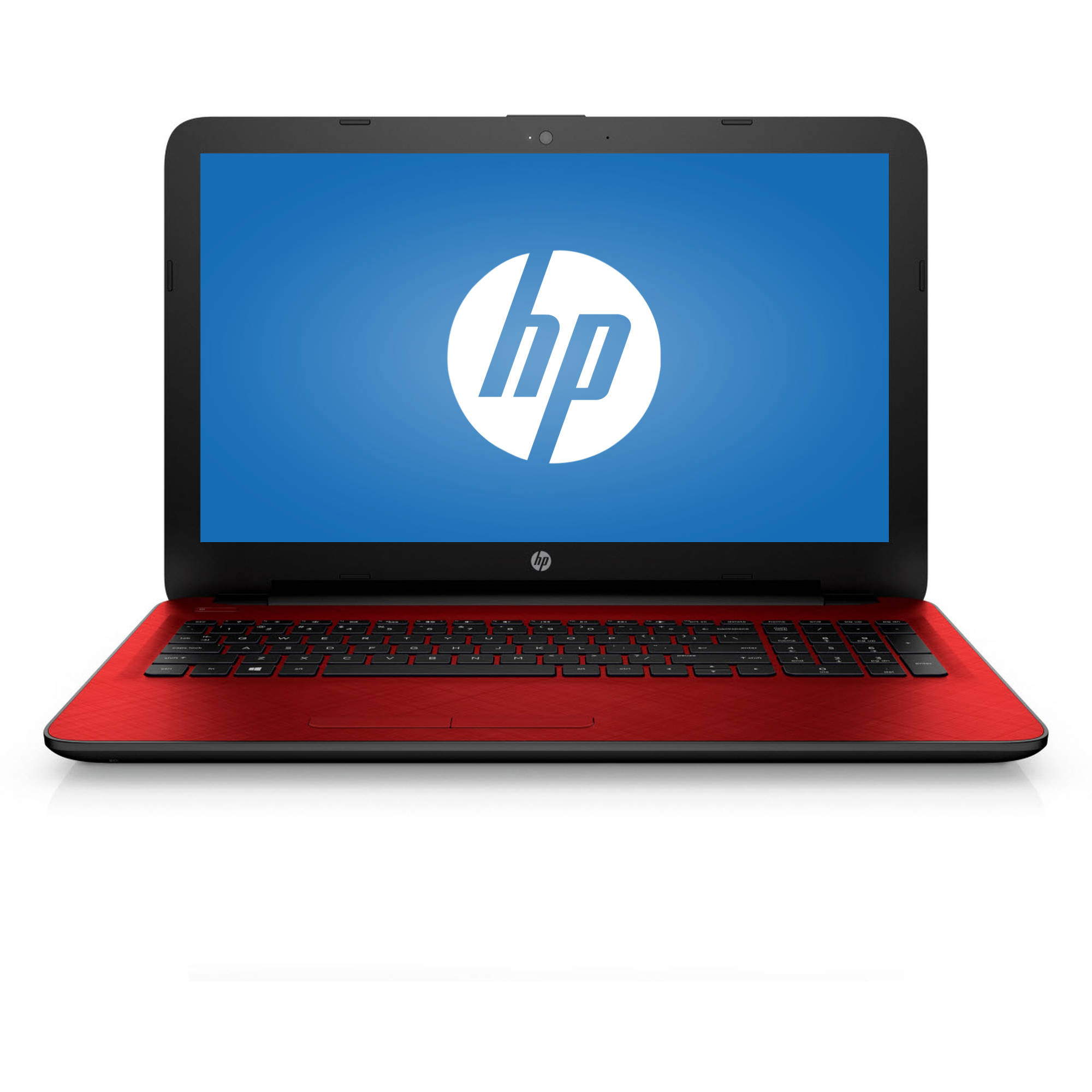 HP 15 - ac140ds 15.6 Laptop, Touchscreen, Windows 10 Home, Intel Celeron N3150 Processor, 4GB RAM, 1TB Hard Drive Refurbished