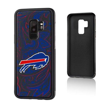 Buffalo Bills Galaxy Paisley Design Bump Case