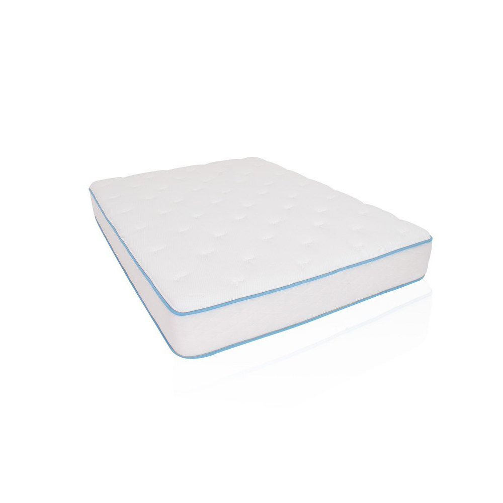 Arctic Dreams 10 Cooling Gel Mattress Made In The Usa Queen