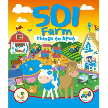 501 Farm Things to Spot (Six Pines Halloween Farm)