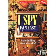 Scholastic I Spy Fantasy CD-ROM (Jewel Case) Educational Game