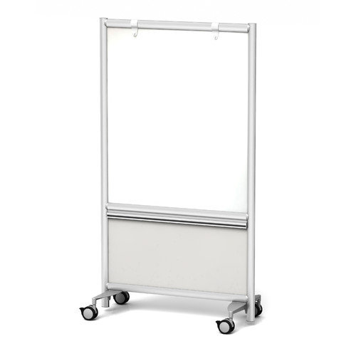 Rollin Products Double Sided Dry Erase Mobile Free