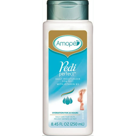 Amope Pedi Perfect Daily Moisturzier, 8.45 fl. Oz.
